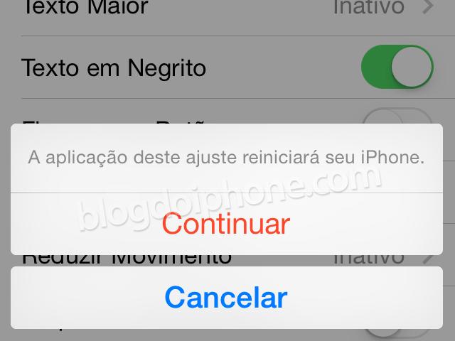 Texto em Negrito
