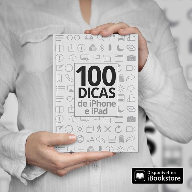 Livro 100 Dicas de iPhone e iPad