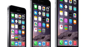 Comparativo iPhone 6