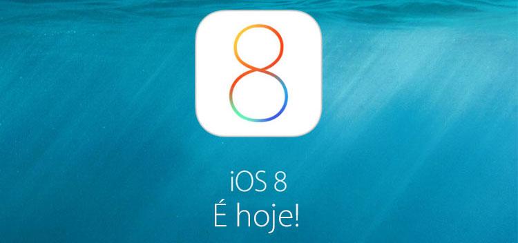 Photo of [iOS day] Prepare-se para a chegada do iOS 8