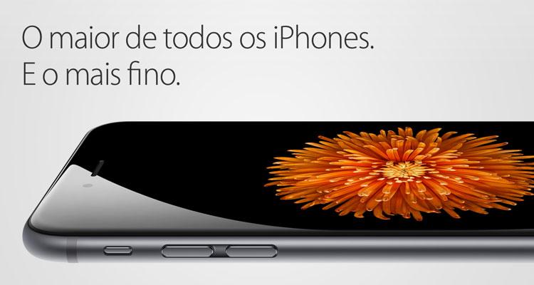 O maior de todos os iPhones
