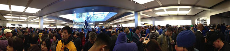 Apple Store da 5a Avenida