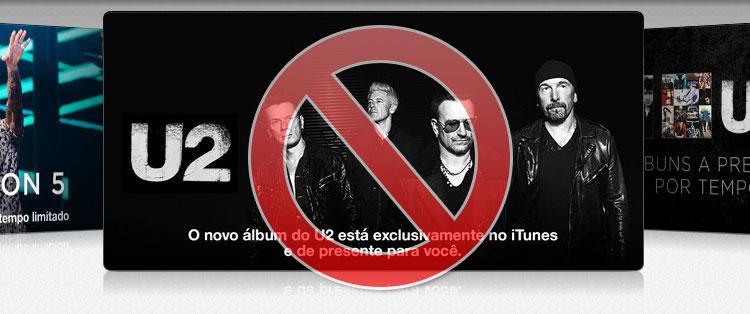 Photo of Apple dá opção para usuários removerem o álbum do U2 de sua conta, caso desejem