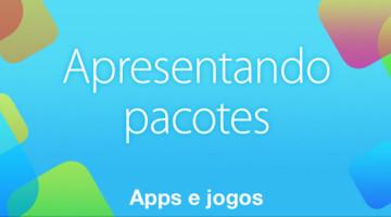 Pacotes de aplicativos
