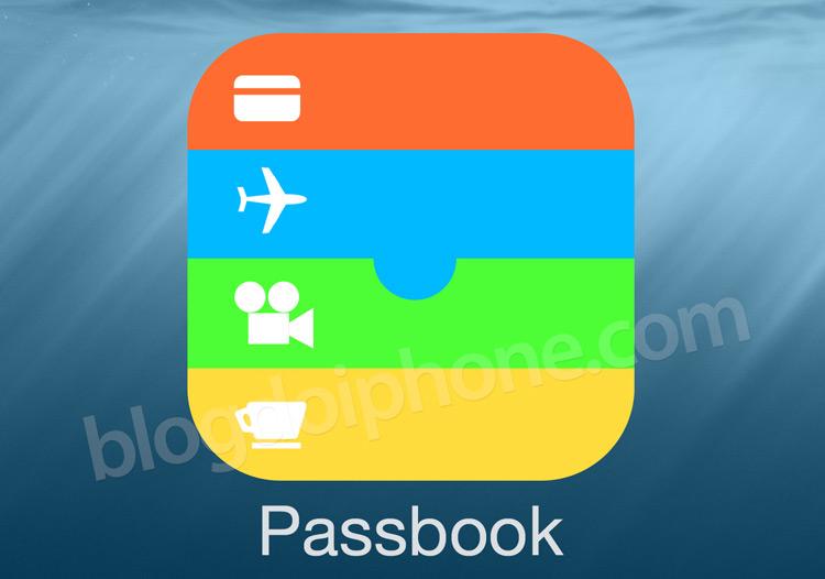 Passbook card