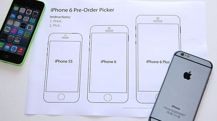iPhone 6 em PDF