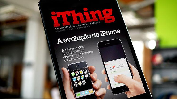 Revista iThing Setembro