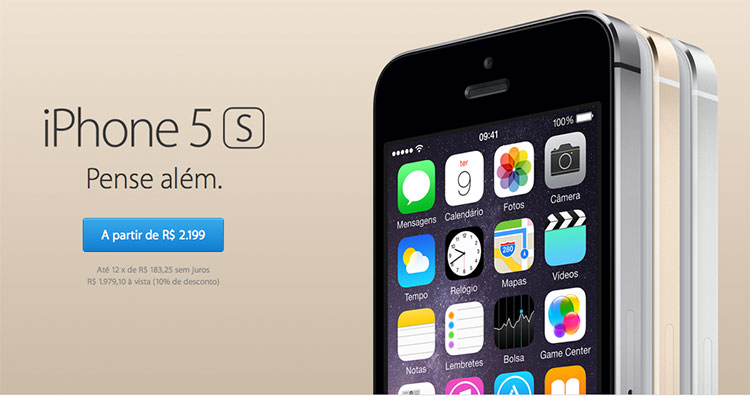 Photo of Apple baixa os preços dos iPhones no Brasil