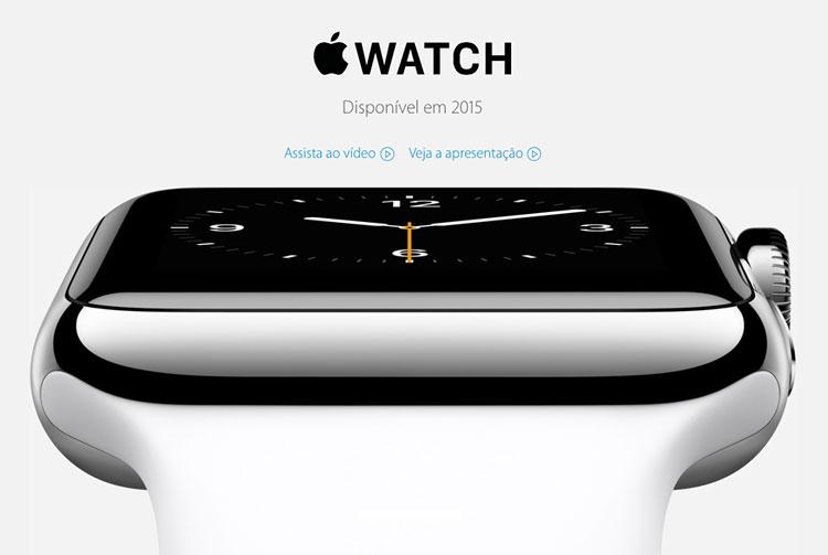 Photo of Apple Watch poderá chegar ao mercado em março