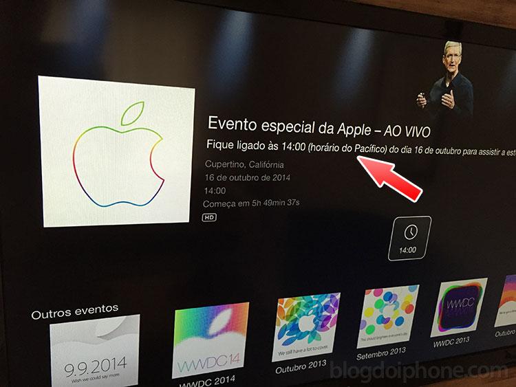 Apple TV - Apple Events