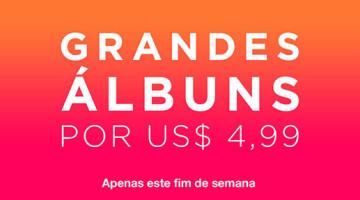 Promoção iTunes