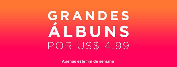 Photo of iTunes Store faz promoção especial de álbuns apenas neste final de semana