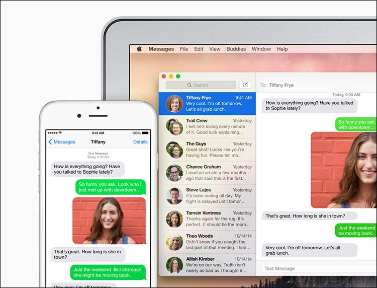 Photo of Como ativar o Encaminhamento de Mensagens do seu iPhone para o seu Mac