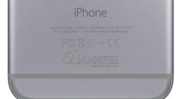 Anatel iPhone 6