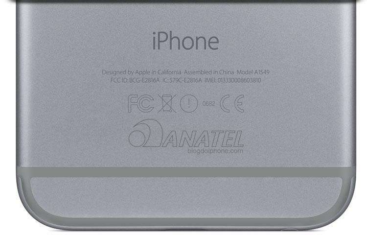 Photo of iPhone 6 ganha autorização da Anatel para ser comercializado no Brasil