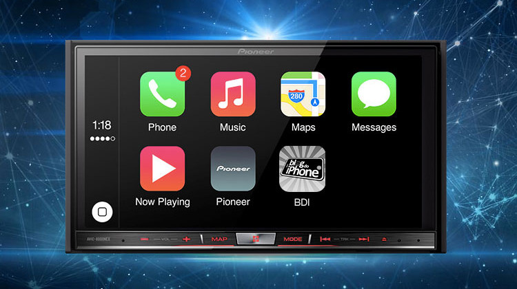 Carplay Pioneer