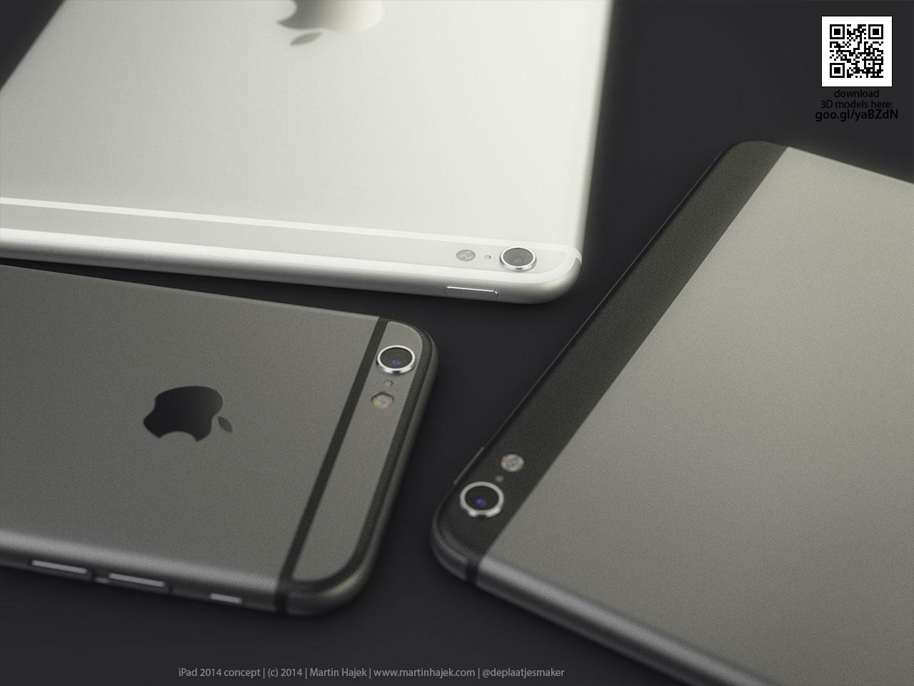 Conceito iPad 6