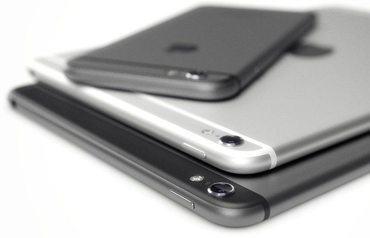 Conceito mostra como seria o iPad se adotasse o mesmo design do iPhone 6