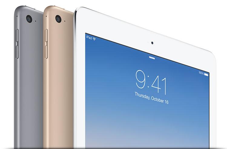 Photo of iPad Air 2 traz 2GB de RAM e processador de 3 núcleos