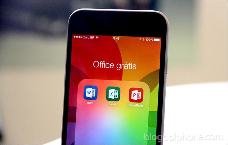 Photo of Atualização do MS Office para iOS permite edição de documentos com contas gratuitas