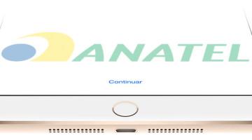 iPad Anatel