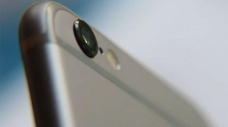 Câmera iPhone 6