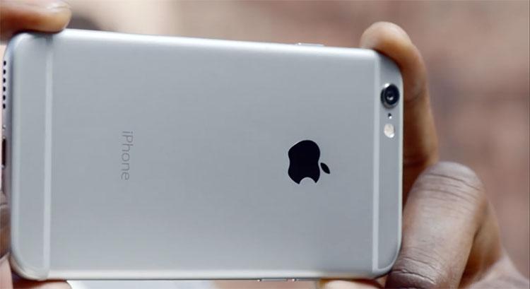 Câmera iPhone 6 Plus
