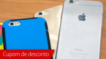 Cupom de desconto iPhone 6