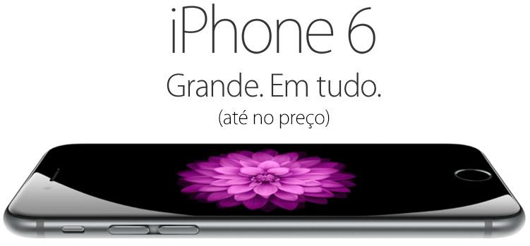 Photo of Operadoras confirmam lançamento do iPhone 6 no Brasil no dia 14 de novembro
