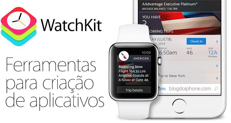 Photo of Desenvolvedores agora têm acesso ao beta do iOS 8.2 e ao WatchKit