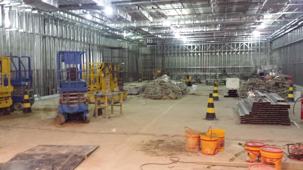 Photo of Veja como está o interior da obra da futura loja da Apple, em São Paulo