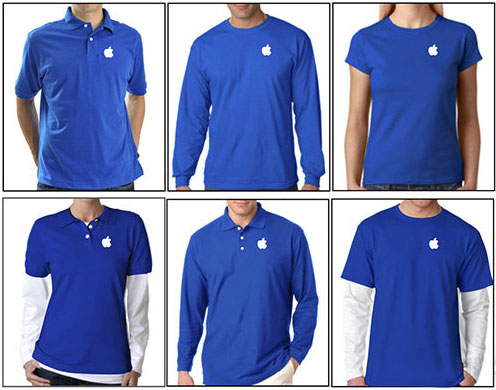 Uniforme Apple Store