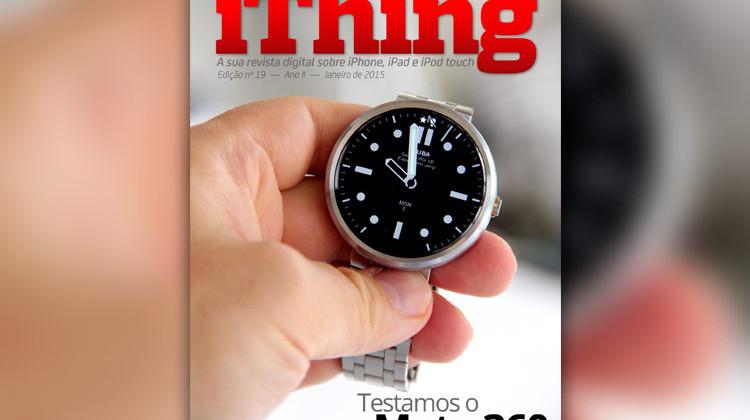 Capa Revista iThing 19