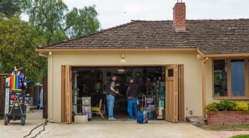 garagem Steve Jobs