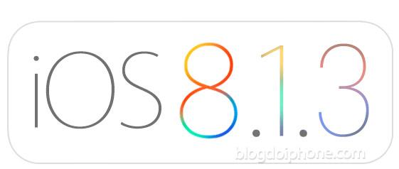 Photo of Apple libera o iOS 8.1.3 para todos os aparelhos compatíveis