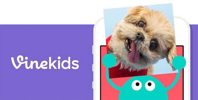Photo of Vine Kids, um serviço de compartilhamento de vídeos curtos para crianças
