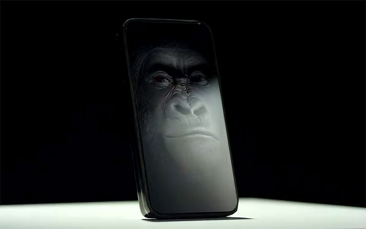 O Gorilla Glass Vidro Gorilla Glass qu...