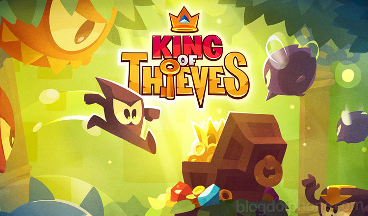Photo of Zeptolab lança jogo King of Thieves na App Store