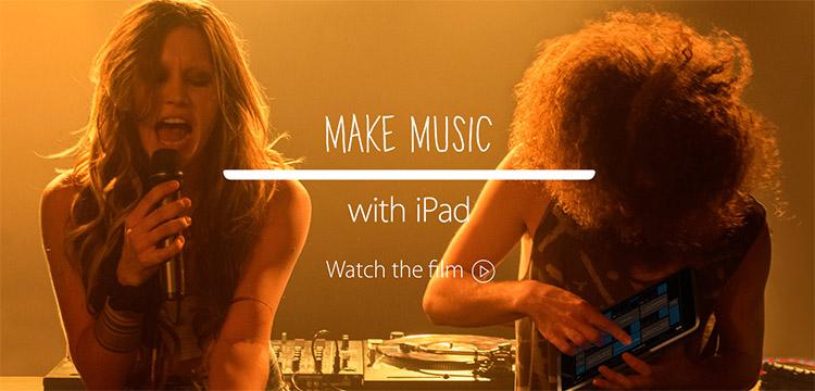 Comercial iPad