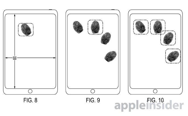 Photo of Patente da Apple prevê um Touch ID na tela do aparelho e não mais no botão
