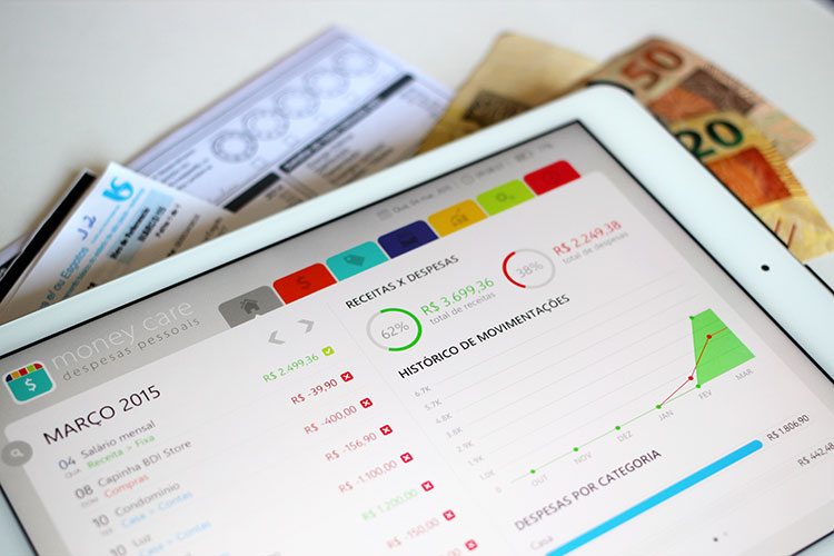 Photo of Organizador de finanças pessoais Money Care ganha versão para iPad