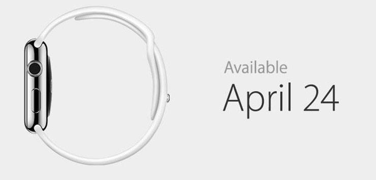 Vendas: 24 de abril