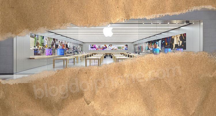 Photo of [exclusivo] Veja como será o interior da Apple Store de São Paulo