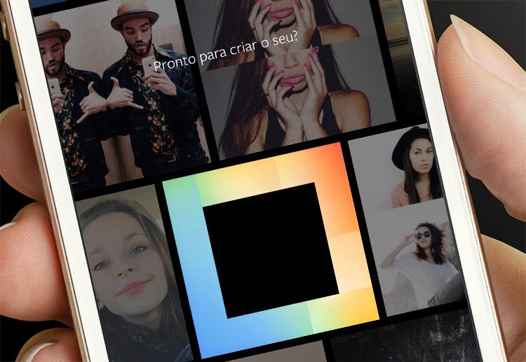Layout para Instagram