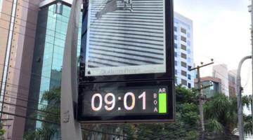 Ruas de São Paulo - Clicada com iPhone 6
