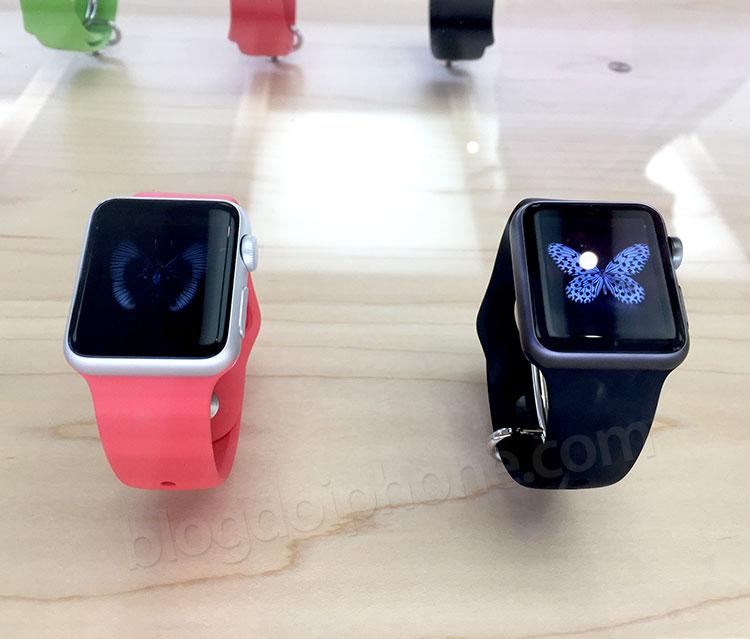 f2379cecf54 Experimentando o Apple Watch  primeiras impressões » Blog do iPhone