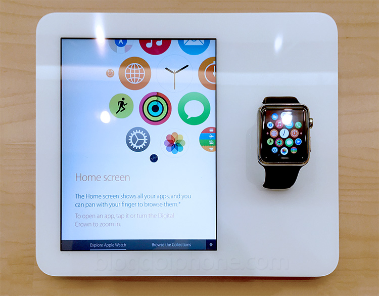Photo of Experimentando o Apple Watch: primeiras impressões