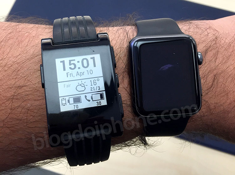 Watch Pebble