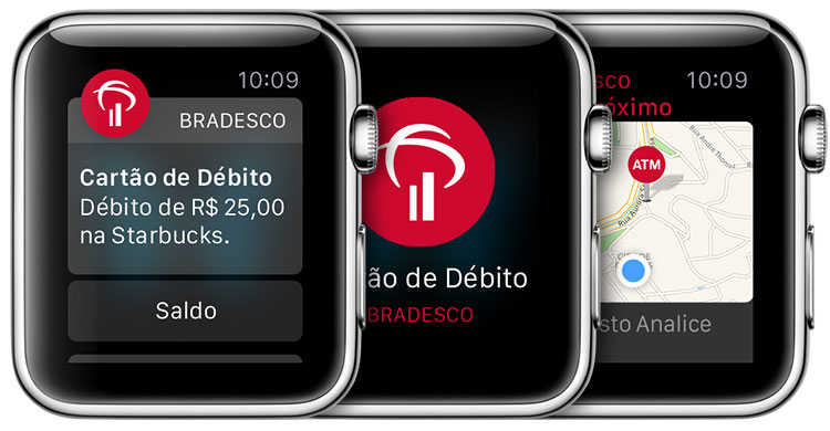 Watch Bradesco