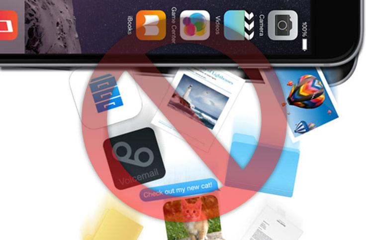 Bloqueio iOS 8.3